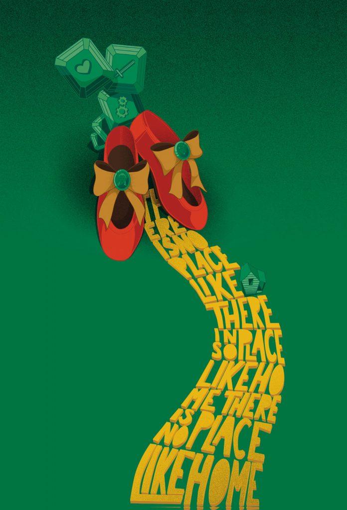 El Mago de Oz ilustrado por elabrelatas
