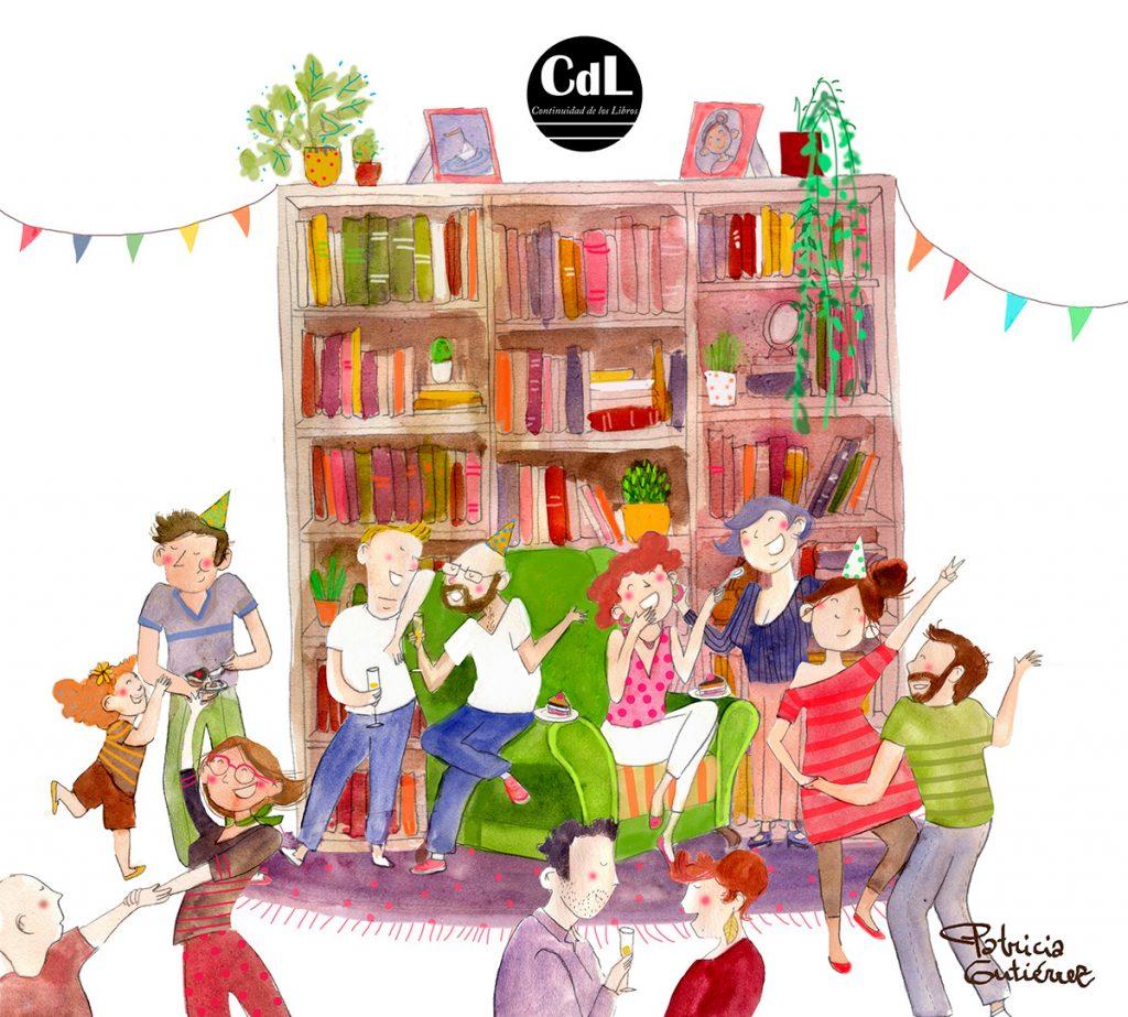 Imagen para Revista cultural y de literatura Continuidad de los Libros de Patricia Gutierrez