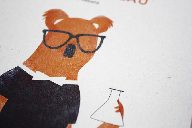 Detalle de ilustración para cubierta de libro de Edicións Positivas